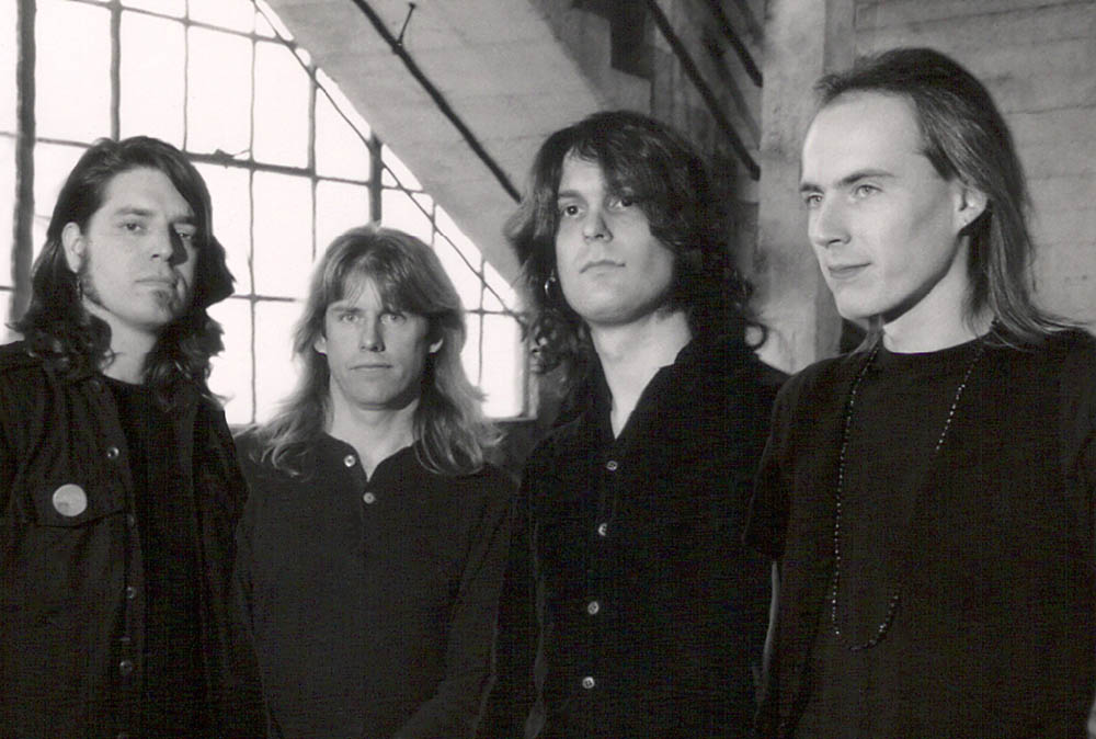 The Ophelias c. 1988